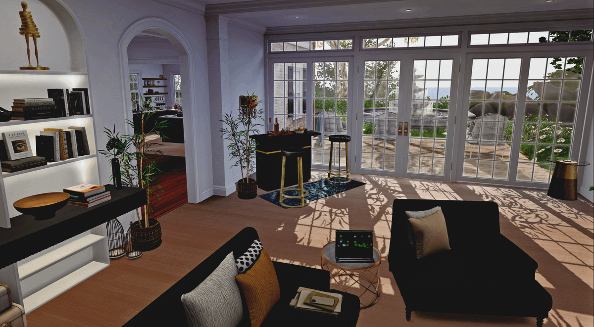 Whitsunday Islands Villa furnished rental